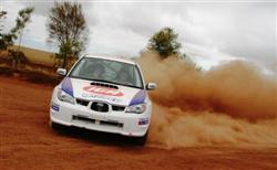 IGA rally school